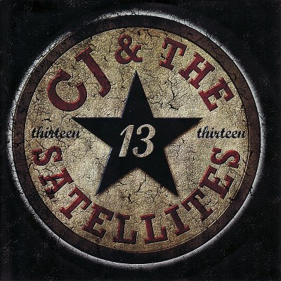 Cj & The Satellites Thirteen Import Jpn Incl. Bonus Tracks