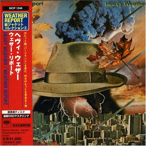 Weather Report Heavy Weather Import Jpn Lmtd Ed. Paper Sleeve