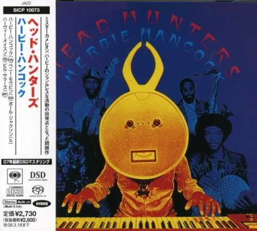 Herbie Hancock Head Hunters Import Jpn Sacd Sacd