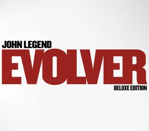 John Legend Evolver Import Jpn Lmtd Ed. Incl. Bonus DVD