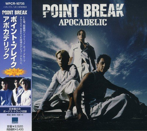 Point Break Apocadelic Import Jpn Incl. Bonus Tracks