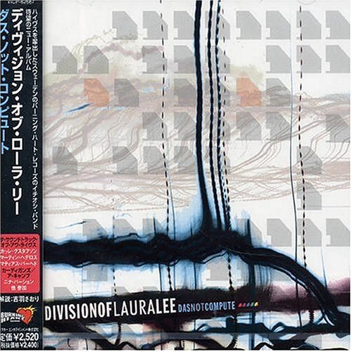 Division Of Laura Lee Das Not Compute Import Jpn Enhanced CD