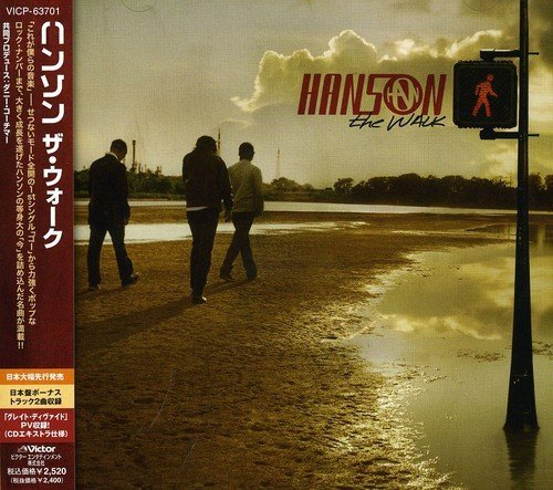 Hanson Walk Import Jpn Incl. 2 Bonus Tracks