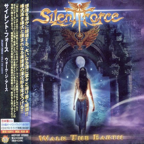 Silent Force Walk The Earth Import Jpn Incl. Bonus Track