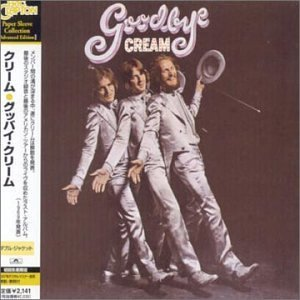 Cream Goodbye Import Jpn Lmtd. Ed. Paper Sleeve