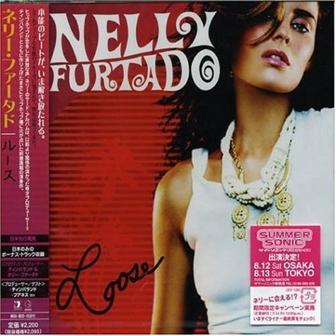 Nelly Furtado Loose Import Jpn Incl. Bonus Track