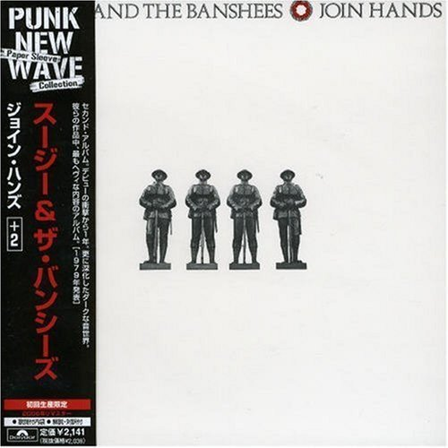 Siouxsie & The Banshees Join Hands (mini Lp Sleeve) Import Jpn Lmtd Paper Sleeve