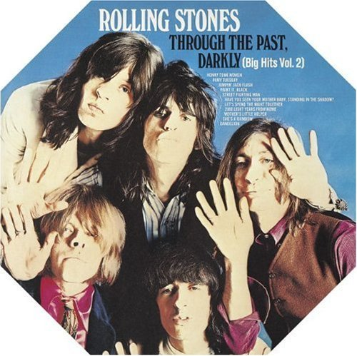 Rolling Stones Through The Past Darkly Import Jpn Through The Past Darkly