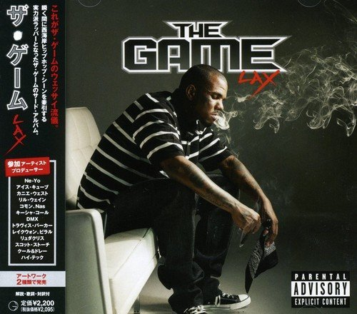 Game Lax Import Jpn Incl. Bonus Track