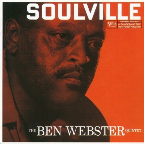 Ben Webster Soulville Import Jpn Lmtd Ed.