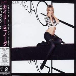 Kylie Minogue Body Language Import Jpn Incl. Bonus Tracks