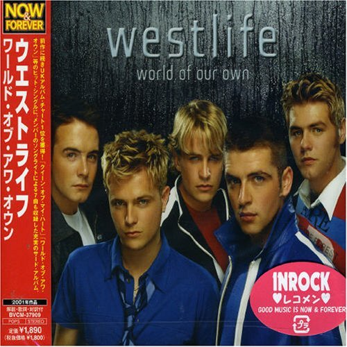 Westlife World Of Our Own Import Jpn