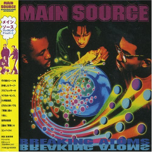 Main Source Breaking Atoms Import Jpn Incl. Bonus Track