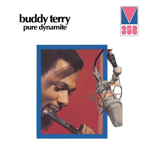 Buddy Terry Pure Dynamite Import Jpn