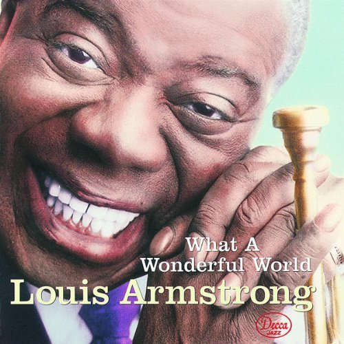 Louis Armstrong What A Wonderful World Import Eu