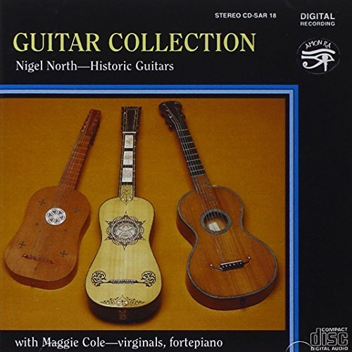 Nigel North Guitar Collection