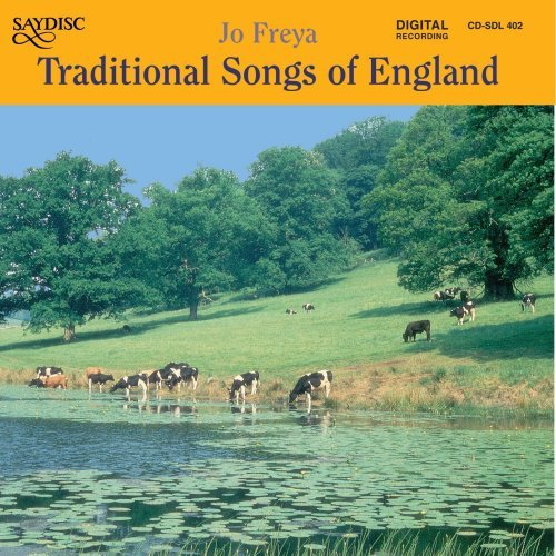 Jo Freya Traditional Songs Of England