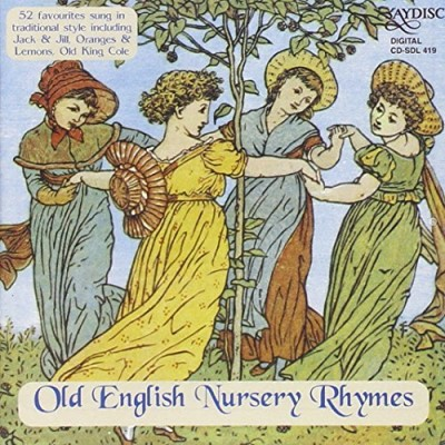 Traditional Great Britian Old English Nursery Rhymes