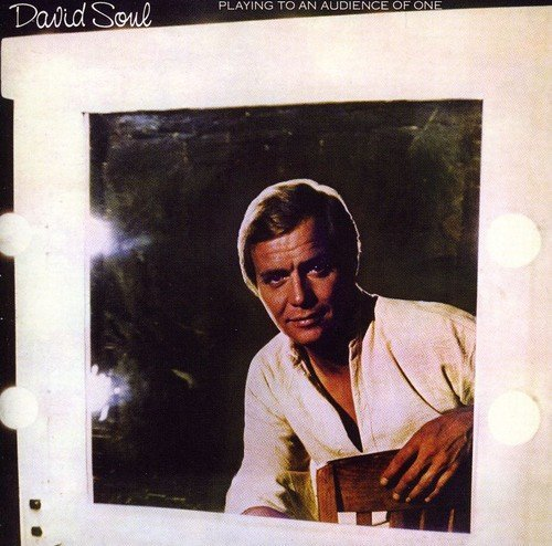 David Soul Playing To An Audience Of One Import Gbr