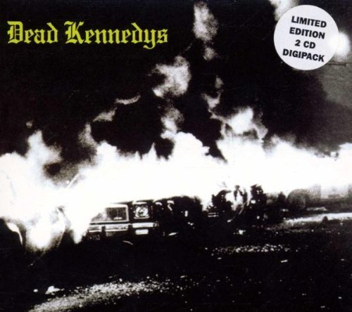 Dead Kennedys Fresh Fruit For Rotting Vegeta Import Esp Lmtd Ed. Incl. Bonus CD