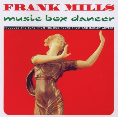 Mills Frank Music Box Dancer Import