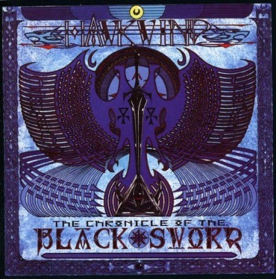 Hawkwind Chronicle Of The Black Sword Import Gbr