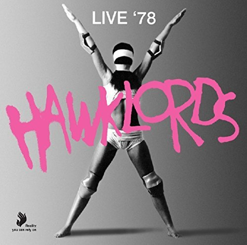 Hawklords Live 1978 Import Gbr