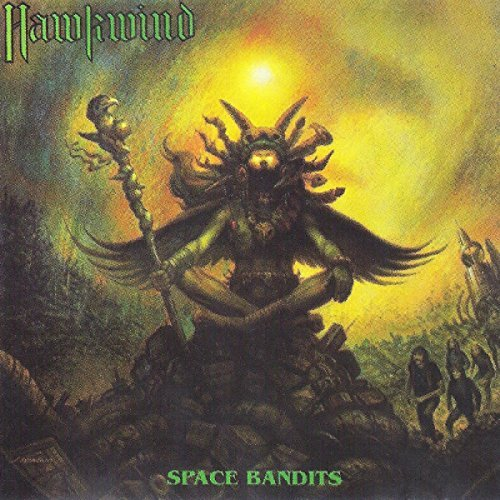 Hawkwind Space Bandits Import Gbr