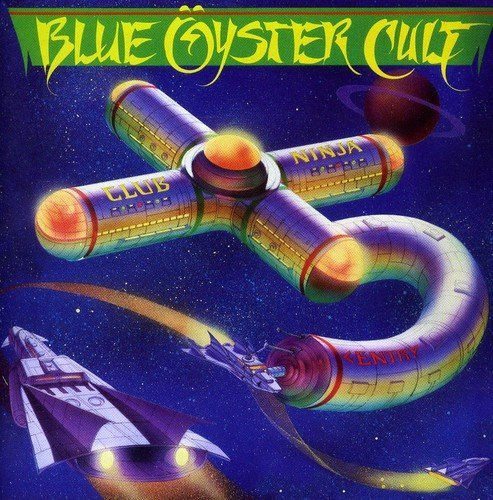 Blue Öyster Cult Club Ninja Import Gbr