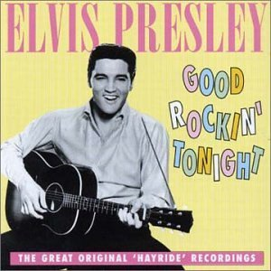 Elvis Presley Good Rockin' Tonight Import