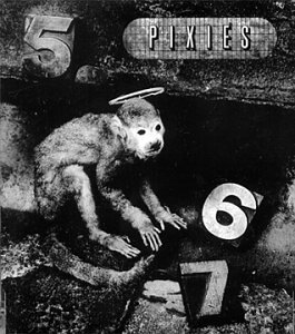 Pixies Monkey Gone To Heaven Import Eu