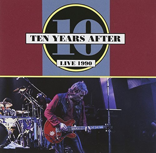 Ten Years After Live 1990 Import Gbr