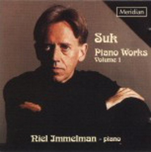 J. Suk Solo Piano Works Vol. 1 Immelman (pno)