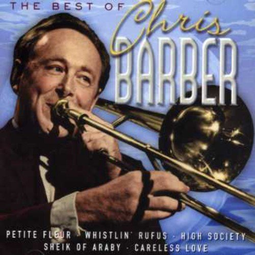 Chris Barber Best Of Chris Barber Import Gbr