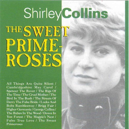 Shirley Collins Sweet Primeroses