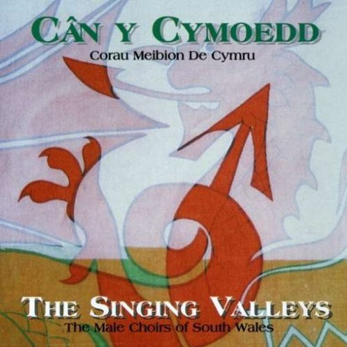 Male Choirs Of South Wales Singing Valleys Import Gbr