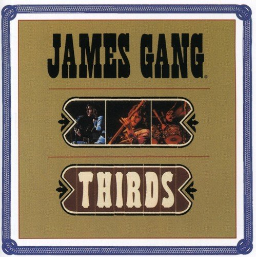 James Gang Thirds Import Gbr Remastered