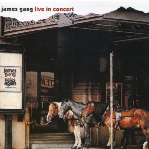 James Gang Live In Concert Import Gbr