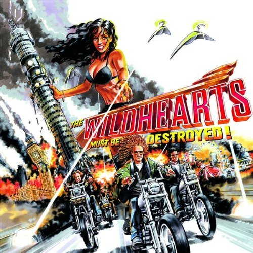Wildhearts Wildhearts Must Be Destroyed Import Gbr