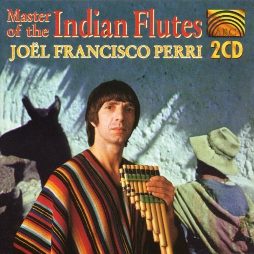 Joel Perri Master Of The Indian Flutes 2 CD Set