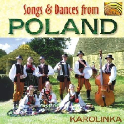 Karolinka Songs & Dances From Poland Import Gbr