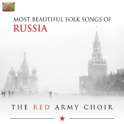 Red Army Choir Most Beautiful Folk Songs Of R Import Gbr