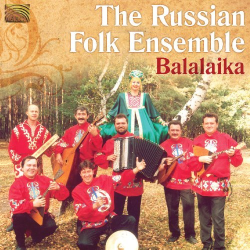 Balalaika Russian Folk Ensemble Import Gbr