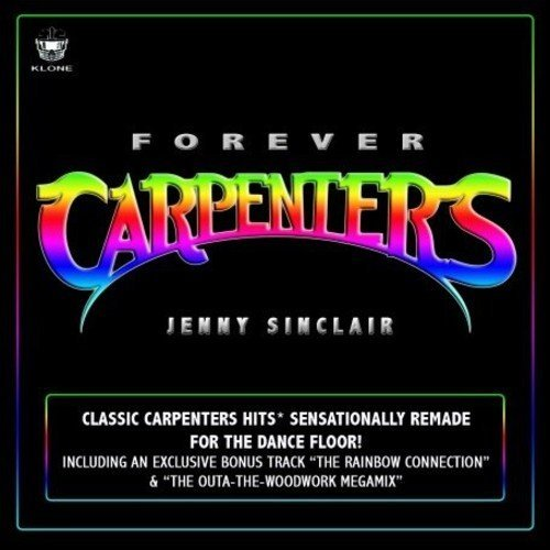 Jenny Sinclair Forever Carpenters Import Gbr