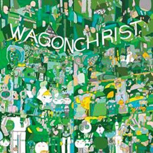 Wagon Christ Toomorrow Digipak