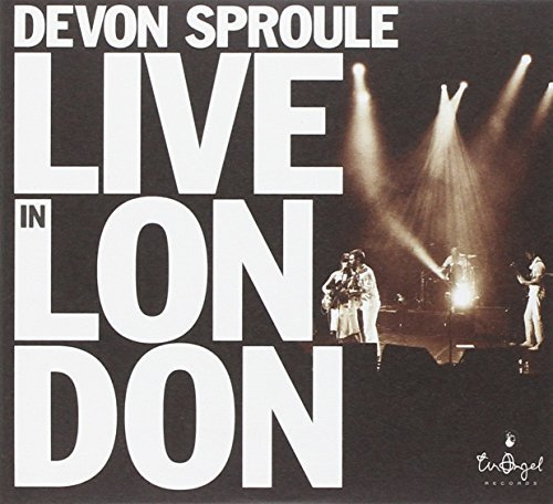 Devon Sproule Live In London Incl. DVD