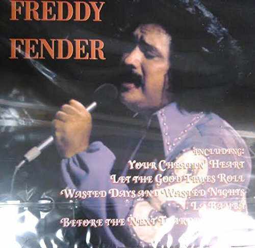 Freddy Fender Greatest Hits