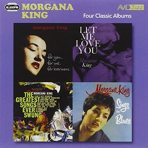 Morgana King Four Classic Albums 2 CD
