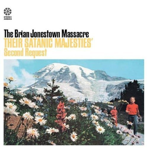 Brian Jonestown Massacre Their Satanic Majesties' Second