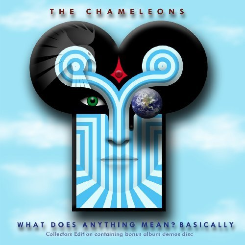 Chameleons What Does Anything Mean? Basic Import Gbr 2 CD